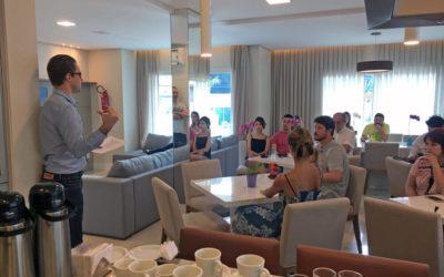 Fotos de entrega do Residencial Bonaire, Nova Empreendimentos