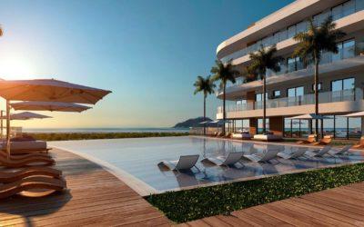 Empreendimento na Praia do Campeche Oceanic Beachfront Residence