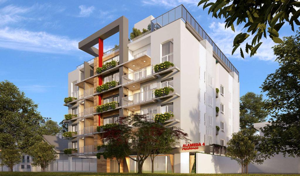 Alameda 4 Residence Lançamento-em-Florianopolis